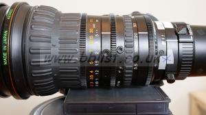 Fujinon XS17x5.5 BRM-M38 f1.4 (5.5-94mm) zoom lens