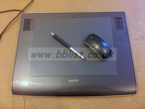 Wacom Intuos 3 A4 graphics tablet