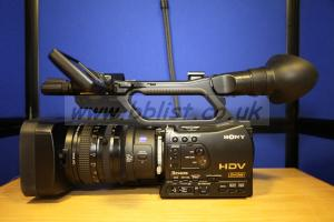 Sony HVR-Z7E HD camcorder (for spares or repair)