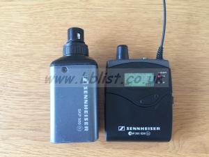 Sennheiser SKP 500 G2 Plug on Transmitter & EW300 IEM Reciev