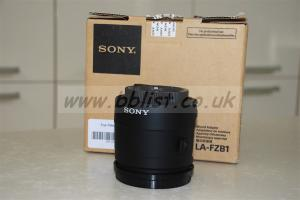 Sony LA-FZB1 - FZ to B4 (2/3-inch) lens adapter with 12-pin