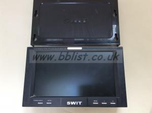 SWIT High Res TFT-LCD Colour monitor