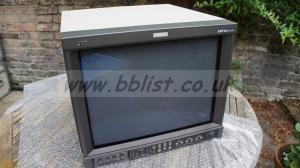 JVC HD grade 1 broadcast monitor