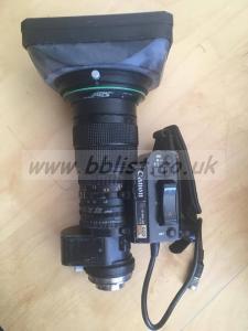 Canon TV Zoom Lens J8x6b