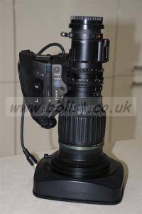 Canon HJ14ex4.3B IRSE Lens