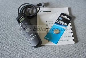 Canon Timer Remote Controller TC 80n3
