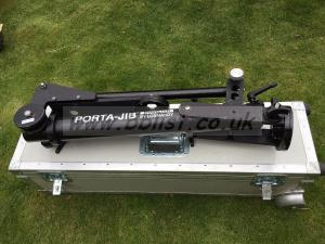 Losmandy Porta-Jib Traveller Folds down to compact size