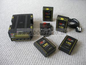 Pag Lithium-Ion Batteries & Charger