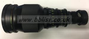Fujinon HAc15x7.3 F HD Cine Zoom Lens