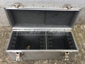 Flightcase for 4x4 and 3x3 filters