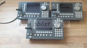 3x Effis LCD Remote control Panels