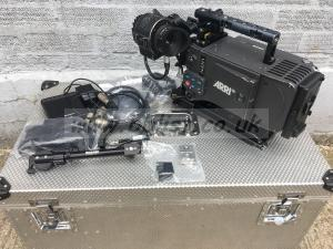 Arri Alexa Plus camera kit. Flight cased