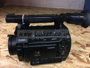 Sony PMW F3 camera + Microphone