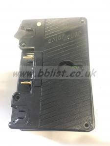 ARRI (K2.72003.0) Battery Adapter Back for Anton-Bauer Gold