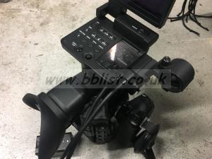 Canon C300 camera