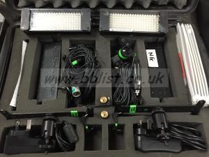 Litepanels Brick Light LP50 Miniplus flood kit