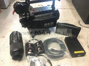 Red one MX camera kit