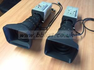 Multi-purpose Panasonic cameras