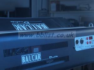 Balcar Fluorescent light fixtures