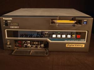 Panasonic DVCPRO VTR SDI