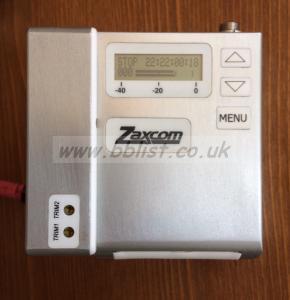 ZAXCOM ZFR100 + STA100 + Cable