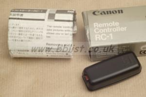 Canon Remote Controller RC-1