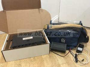 Sound Devices 664, Porta Brace bag, Tracer Battery