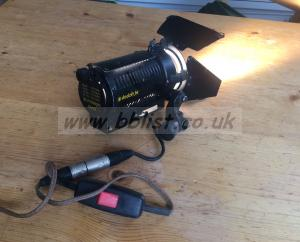 Dedolight DLH2 lamp head with cable
