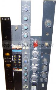 Neve 80 series modules pair