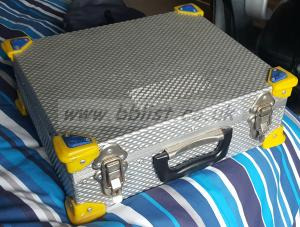 Metal flight case