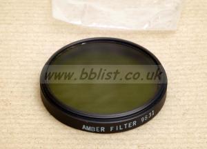 Amber 9831 Filter
