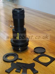 Dedolight DP1 with 70-120mm lens