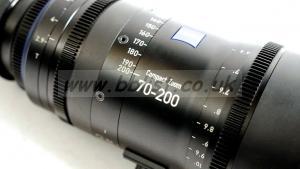 Zeiss CZ 70-200mm zoom , T2.9