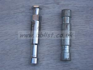 Lighting spigots (2)