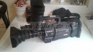 JVC GYHD251 Camcorder/Studio Cam