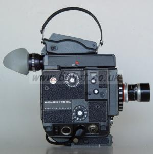 Wanted: Bolex EL Super 16 mm