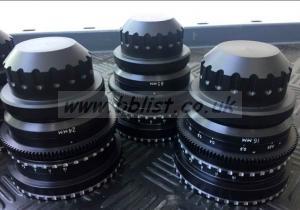 Zeiss standard lenses MkI