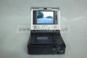 Sony GV-D1000E + CVX-V3P