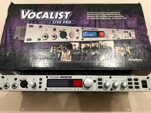 DigiTech Vocalist Live Pro - Vocal Harmony and Effects
