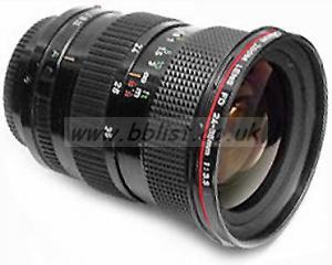 Canon FD 20-35 f3.5l