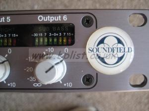 SoundField SP451 Surround sound processor