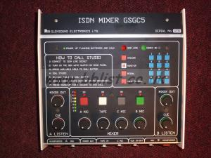 Glensound GSGC5 Dual Codec APTX/G722 ISDN Mixer