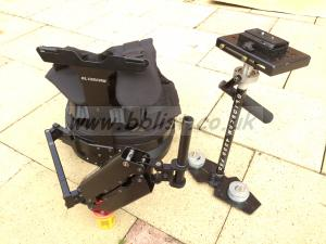 Glidecam Smooth Shooter + 4000 Pro Sled