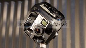 Gopro Omni 360 VR camera