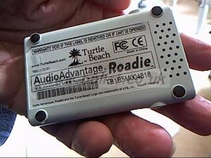 Turtle Beach Audio Advantage Roadie USB 5.1 DAC