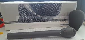 Beyerdynamic M58 dynamic mic