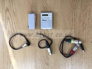 Zaxcom ZFR100 with STA150