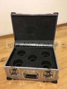 Lemsford Flight Case for ARRI Ultra prime lens kit