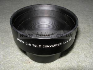 Canon C8 1.4X Tele Converter