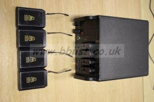 Audio LTD Wireless Kit - RK4 + DX2020 + TX2020 / 854-86